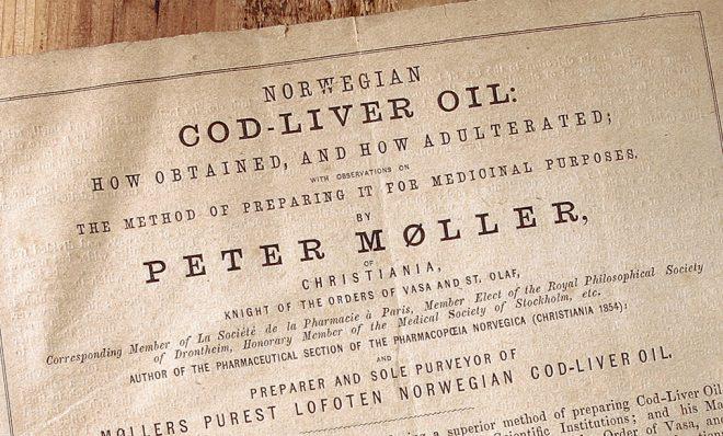 Möller's istorija
